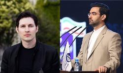 پاسخ مدیر تلگرام به اعتراض وزیر ارتباطات مبنی بر محدودیت های کاربران ایرانی در این پیام رسان +عکس