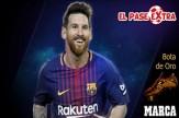 باشگاه خبرنگاران -چهارمین کفش طلای اروپا برای مسی