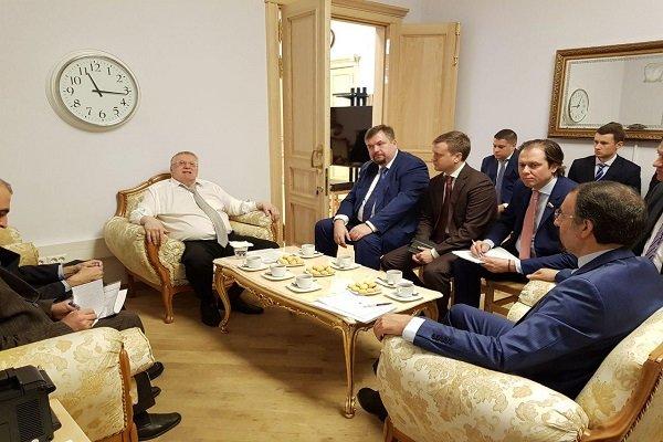 گسترش همکاری های دو جانبه بین تهران و مسکو در تمامی زمینه های ، اقتصادی و فرهنگی