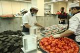 صنعتی سازی سلف های غذایی دانشگاه امیرکبیر