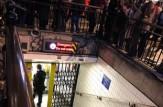 باشگاه خبرنگاران -ایستگاه متروی میدان آکسفورد در لندن تخلیه شد