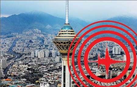 زلزله 5.2 ریشتری تهران را لرزاند/ ثبت ٦ پس لرزه در ملارد/ ادارات تهران پنجشنبه تعطیل شد