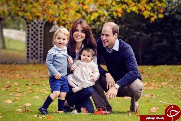 چرا شاهزاده خردسال انگلیسی در زمستان هم شلوارک میپوشد؟+تصاویر