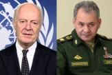 باشگاه خبرنگاران -دی میستورا ابراز امیدواری کرد بحران سوریه وارد مرحله راه حل سیاسی شود