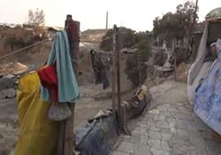 گزارش تکان دهنده از فقر مطلق در گوشهای از تهران! + فیلم
