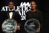باشگاه خبرنگاران -برشیم و تیام، ورزشکاران سال دوومیدانی جهان