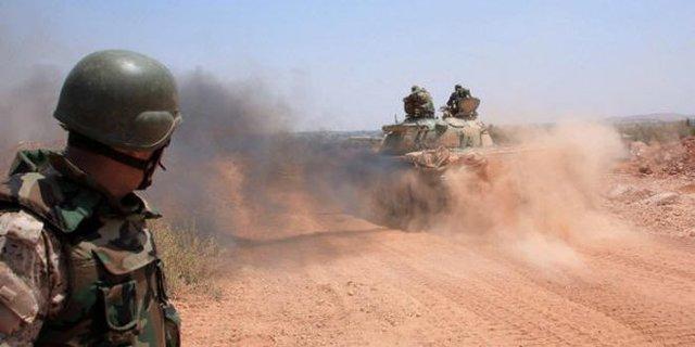 آمریکا با حضور در سوریه به دنبال سهم خواهی است