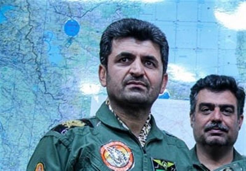 فرمانده جدید پایگاه شکاری شهید بابایی اصفهان منصوب شد