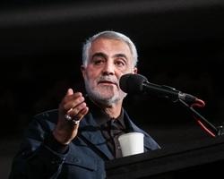 نامه حلالیت سردار سلیمانی از یک سوری در عملیات آزادسازی البوکمال +عکس