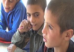باشگاه خبرنگاران -مدارس عشایر کرمان در مقطع دبستان + فیلم