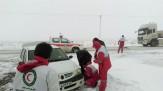 باشگاه خبرنگاران -امدادرسانی به بیش از 2 هزار نفر گرفتار در برف و کولاک طی 48 ساعت گذشته