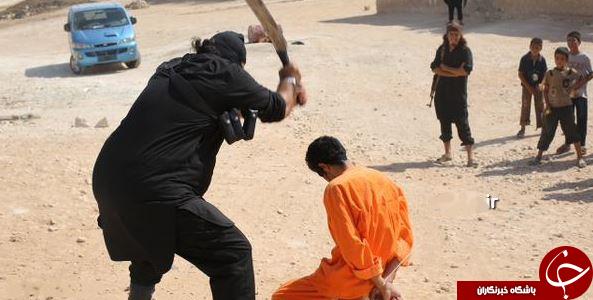 جنایت های بد و مرز گروه تروریستی داعش