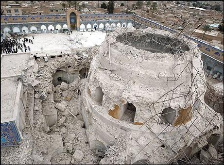 دلیل 2 بار تخریب حرم امام حسن عسکری(ع) چه بود؟