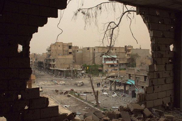 دوران سازندگی در پسا داعش با محوریت مقاومت