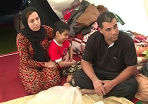 باشگاه خبرنگاران -کمک خیرّ مشهدی به خانواده کودک مبتلا به اوتیسم + فیلم