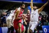 باشگاه خبرنگاران -پیروزی تیم ملی بسکتبال کشورمان مقابل قطر