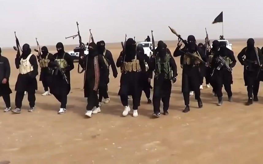 ۹۷ درصد از مناطق تحت اشغال داعش در عراق آزاد شده است