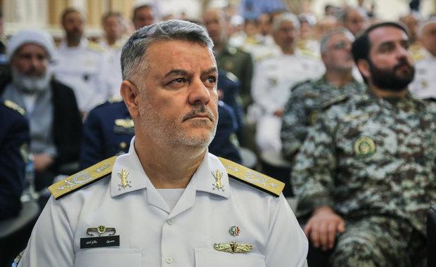 برای ساخت تجهیزاتمان هیچ وابستگی به خارج نداریم/ حضور ایران در مدیترانه لرزه بر «رژیم صهیونیستی» انداخت