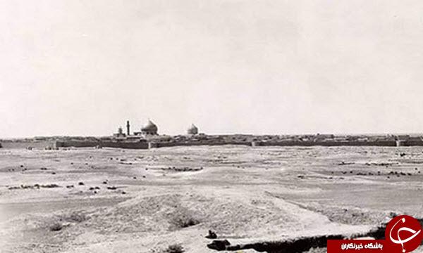 تصاویری از حرمین شریفین عسکریین در یک قرن گذشته