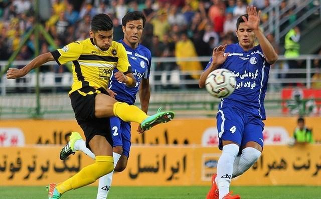 7137575 465 دیدارهای هفته چهاردهمرقابتهای لیگ برتر فوتبال