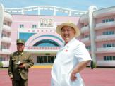 باشگاه خبرنگاران -علاقه رهبر کره شمالی به ساختمانهای بلند +تصاویر
