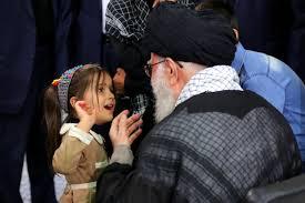 درخواست جالب دختر شهید مدافع حرم از رهبر انقلاب