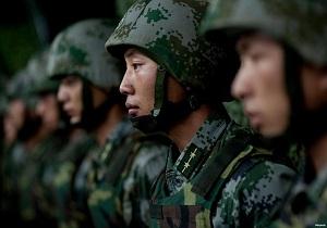 چین نیروی نظامی به سوریه اعزام می کند