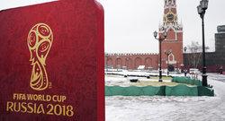 کی روش در بین 30 مربی حاضر در مراسم قرعه کشی جام جهانی