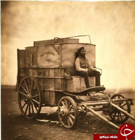 تصاویری از قدیمی ترین عکس های تاریخ!