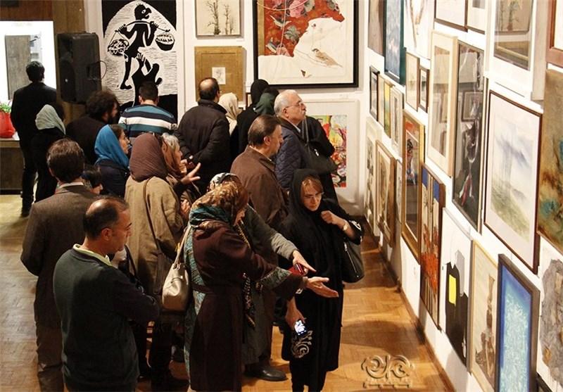 گفتنی هایی در مورد نمایشگاه هفت نگاه