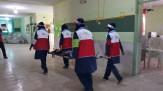 باشگاه خبرنگاران -دانش آموزان اولین یاوران امدادگران در مواقع بحران/ برگزاری المپیاد مهارتهای امدادی در هلال احمر