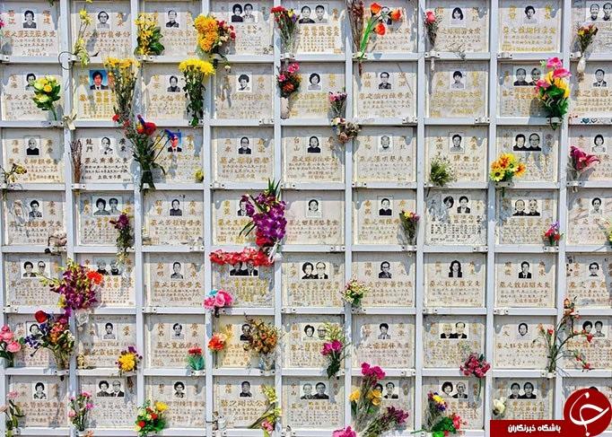گورستان های عمودی، مدل جدید برای دنیای مردگان+ تصاویر