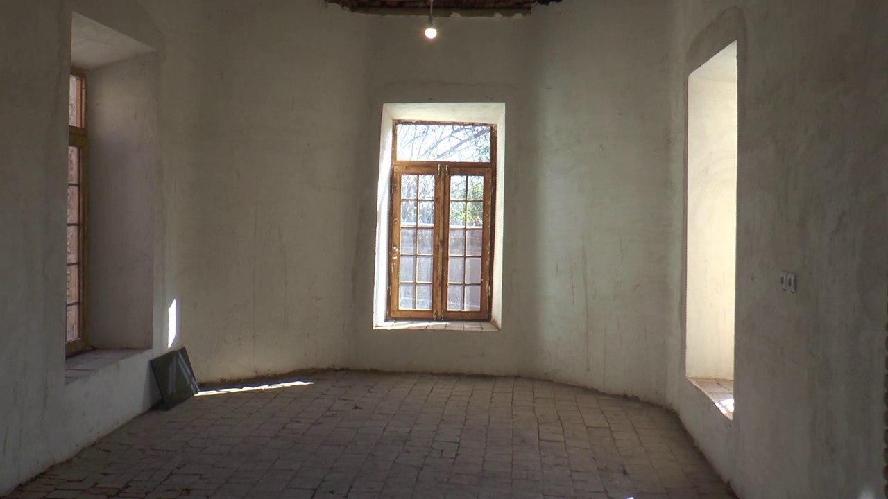 پایان مرمت منزل قدیمی جوان قلعه عجب شیر+تصاویر