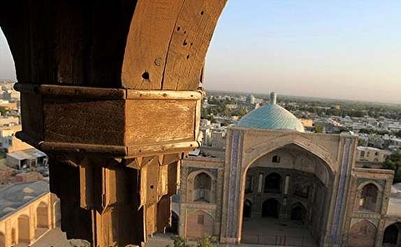 باشگاه خبرنگاران - مسجد جامع، آیینه تمام نمای تاریخ قزوین