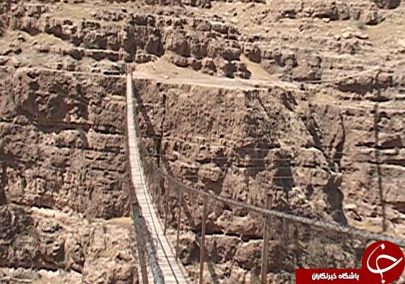 باشگاه خبرنگاران - لذت و هیجانی وصف نشدنی در عبور از مرتفعترین پل خاورمیانه+تصاویر