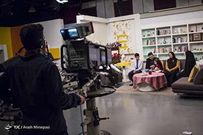 باشگاه خبرنگاران -پشت صحنه برنامه تلویزیونی همیشه خونه