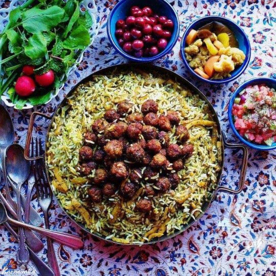 خوشمزه هایی از دیار شعر و ادب/۱۰ غذای اصیل و مشهور شهر شیراز را بشناسید+تصاویر