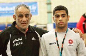 دعوت از ورزشکار لارستانی به اردوی تیم ملی