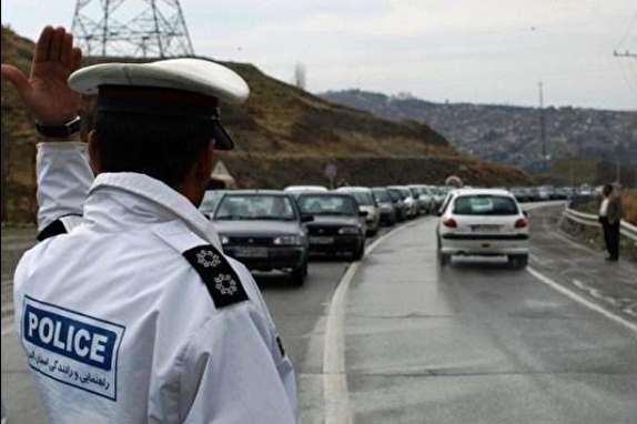 باشگاه خبرنگاران - نظارت ۱۳۵گروه پلیس بر عبور و مرور خودروها در جادههای لرستان