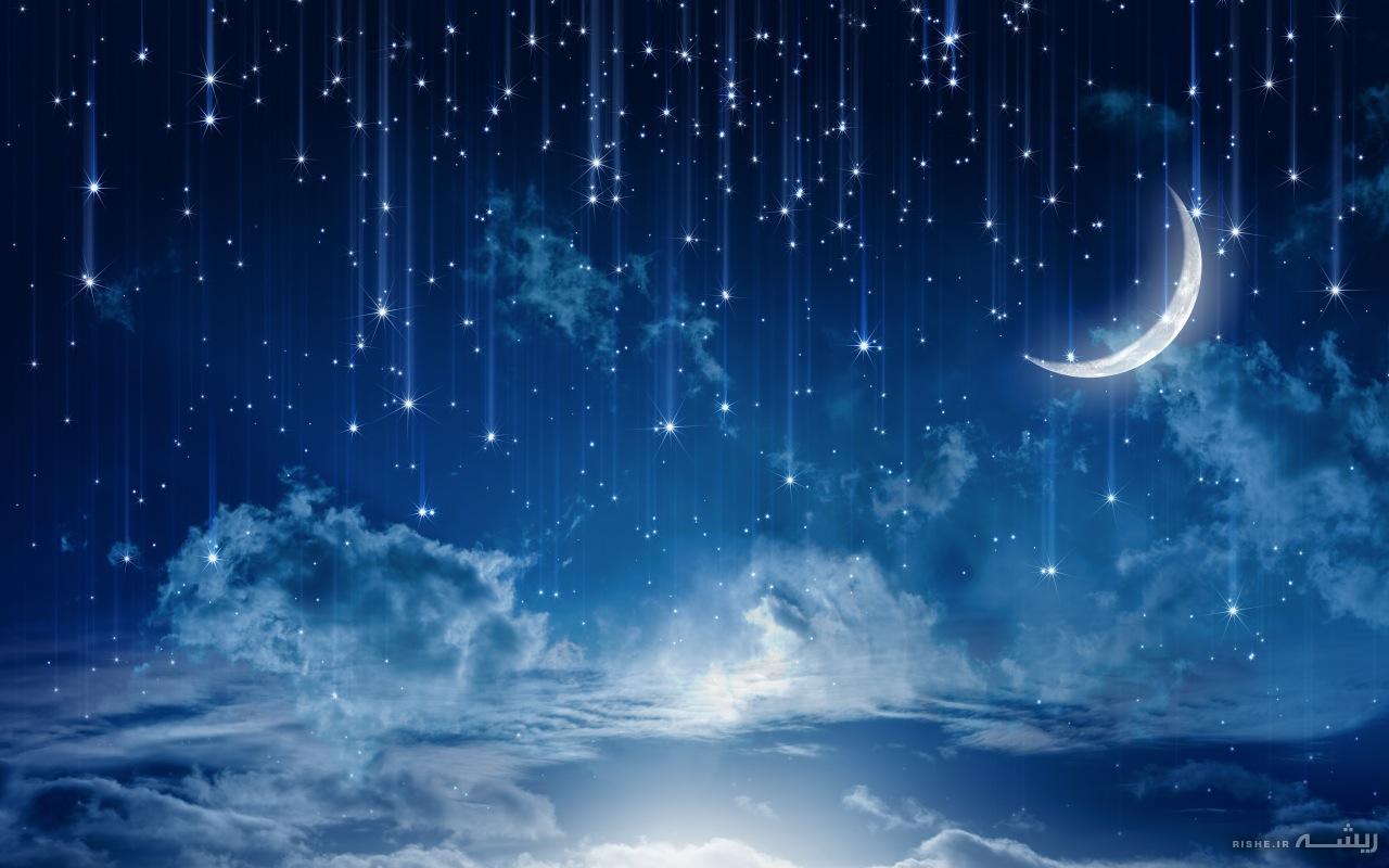 تصاویر با کیفیت شب لیلةالرغائب