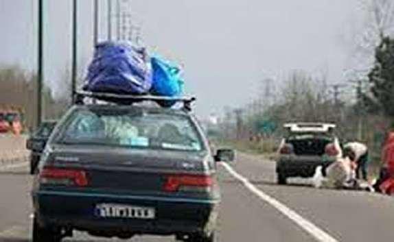باشگاه خبرنگاران -افزایش ورود مسافران نوروزی به خراسان شمالی