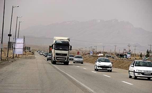 باشگاه خبرنگاران - ترافیک در جادههای استان سمنان افزایش یافت