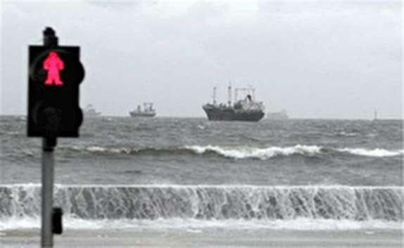 باشگاه خبرنگاران -هشدار هواشناسی مازندران در نخستین روز بهار به فعالان دریای خزر