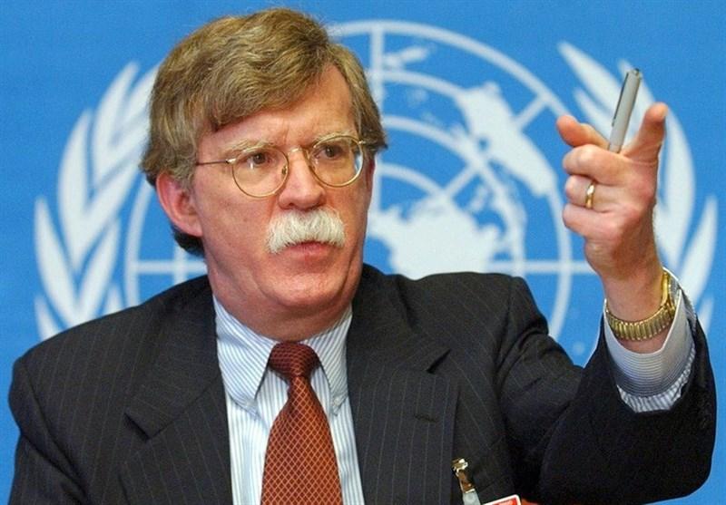 آیا «بولتون» جنگ دیگری در خاورمیانه به راه میاندازد؟