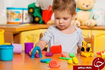 بچهها را با اسباببازیهای پلاستیکی روانه حمام نکنید