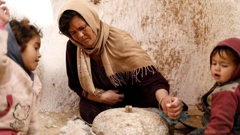 عکس/ خانه انسانهای غارنشین
