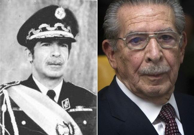 دیکتاتور سابق گواتمالا مُرد