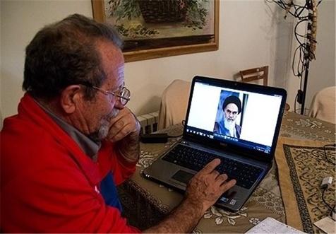 عکاس تصاویر امام روی اسکناسها را بشناسید