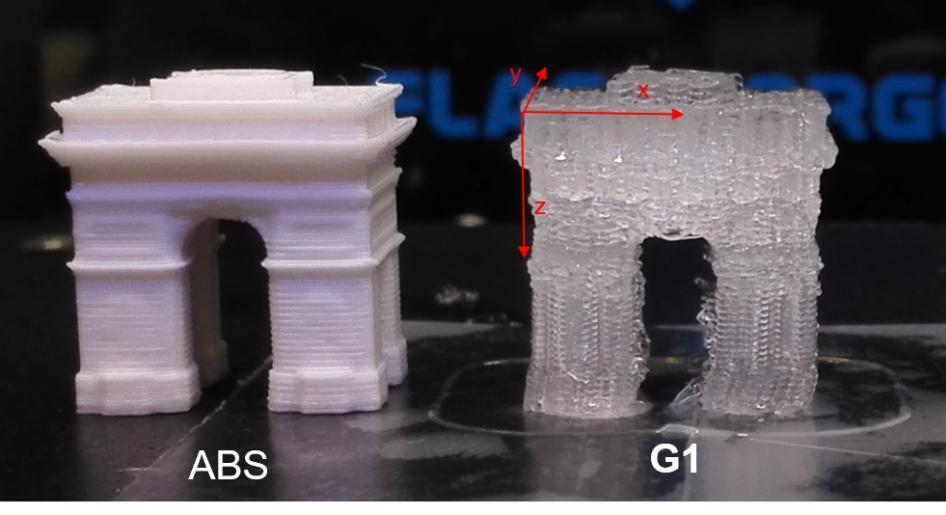 جوهر هوشمند ابعاد جدیدی به چاپ سه بعدی می افزاید