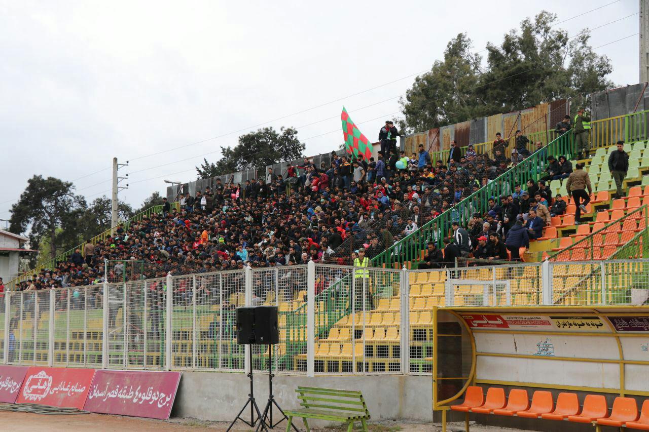 درخواست بابلی ها از وزیر ورزش+ عکس